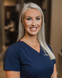 Lauren Lead Dental Assistant